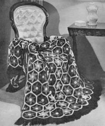 Vintage-Floral-Hexagon-Afghan
