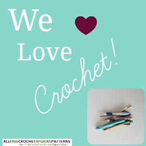 We Love Crochet