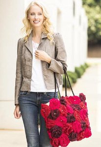 Red Roses Tote