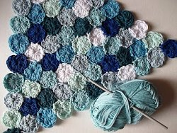 Crochet Sea Pennies
