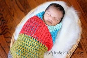 Weekend Wonder Baby Blanket
