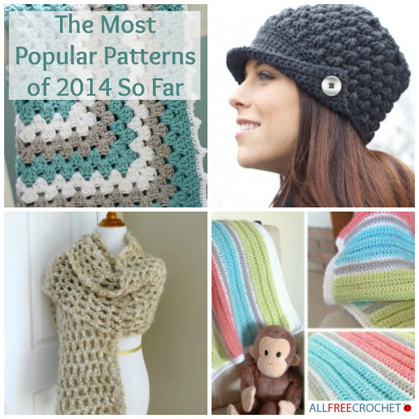The Most Popular Crochet Patterns From 2014 So Far Stitch And Unwind