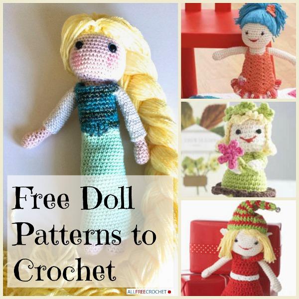 Super Cute Crochet Doll Patterns Stitch And Unwind