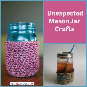 Unexpected Mason Jar Crafts