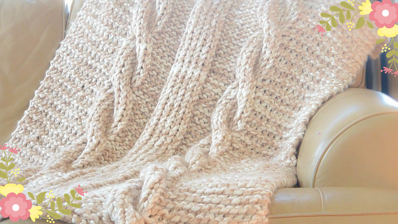 e0ad549c5 For The Lazy Knitters  25 Simple Knitting Patterns - Stitch and Unwind