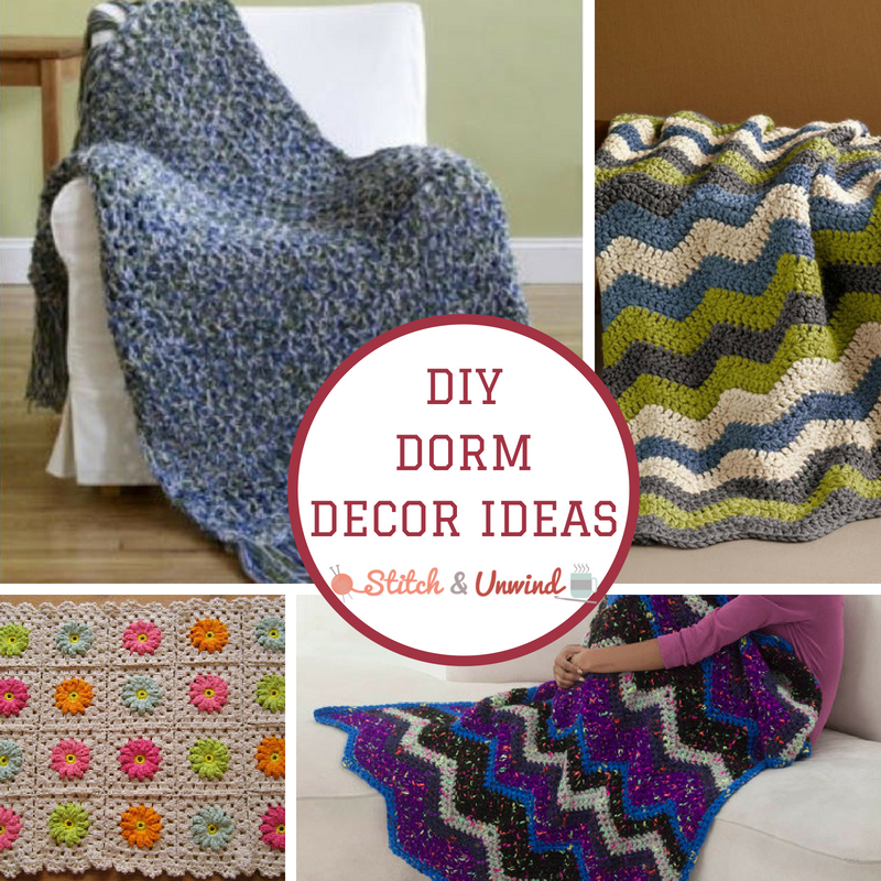 18 Diy Dorm Decor Ideas Stitch And Unwind
