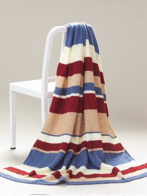 Nantucket Afghan