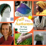 Fall into Autumn: 15 Free Crochet Patterns