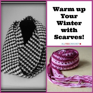 Warm up Your Winter with Scarves