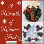 16 Wreaths of Winter's Past