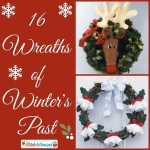 16 Wreaths of Winter's Past