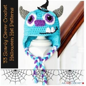 Crochet Halloween Hat Patterns