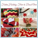 Festive Holiday Flair: Crochet Patterns
