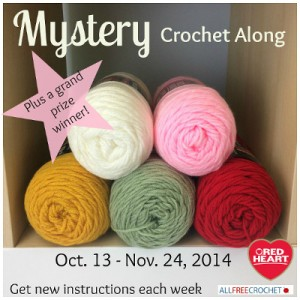 Mystery Crochet Along