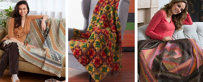 Woodland Crochet Afghan Patterns