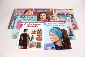 Knit and Crochet Books