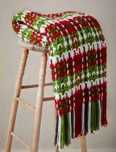 Woven Plaid Blanket