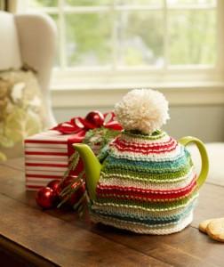 Holiday Tea Pot Cozy