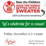 Sweater Party!