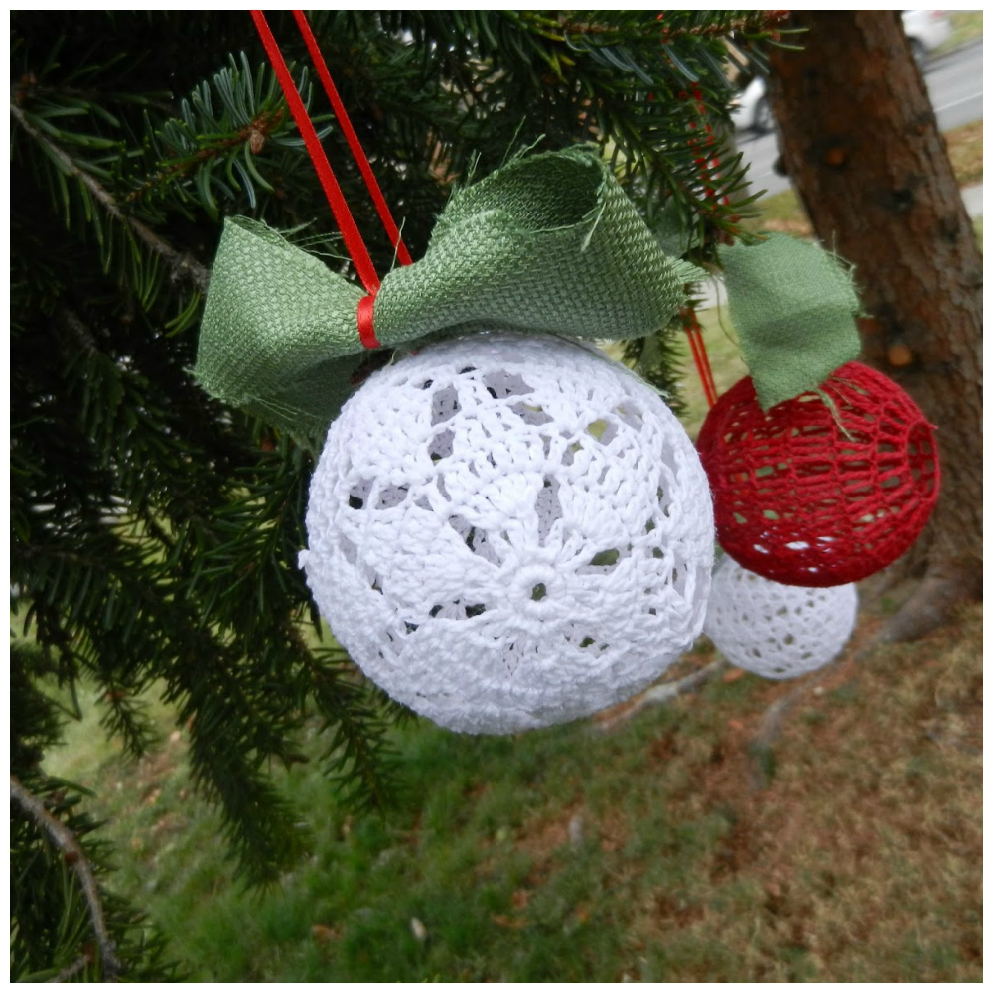19 Crochet Ornaments for a Handmade Christmas - Stitch and Unwind