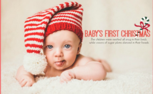 Baby's First Christmas: 21 Free Knitting Patterns for Baby