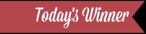 12 Days of Christmas Daily WInner