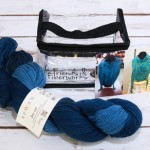 Blue Asheville Scarf Kit