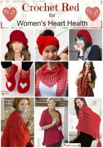 Crochet Red for Women's Heart Health