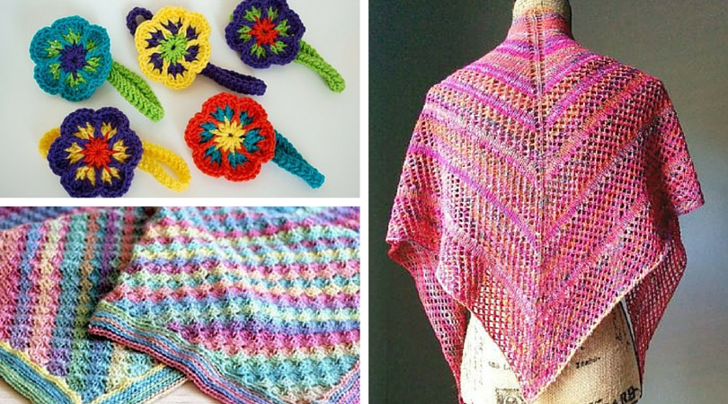 bd27ff077e9f6c Spring Preview  Free Knit   Crochet Patterns + Giveaway - Stitch and ...