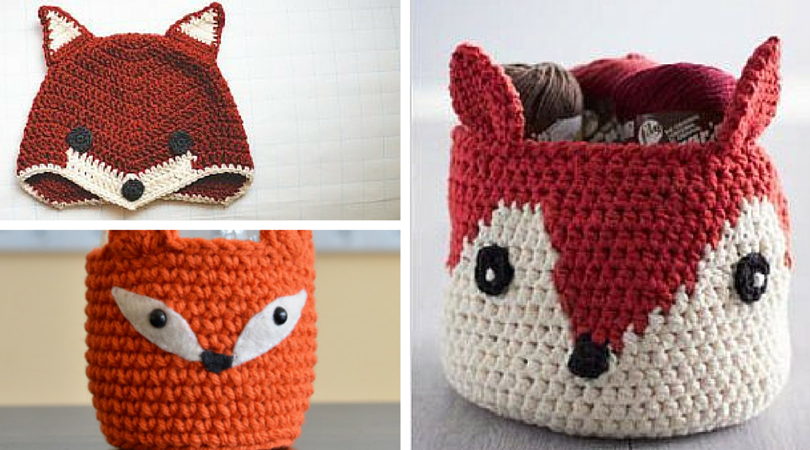 What Does The Fox Say 18 Free Fox Patterns To Knit And Crochet