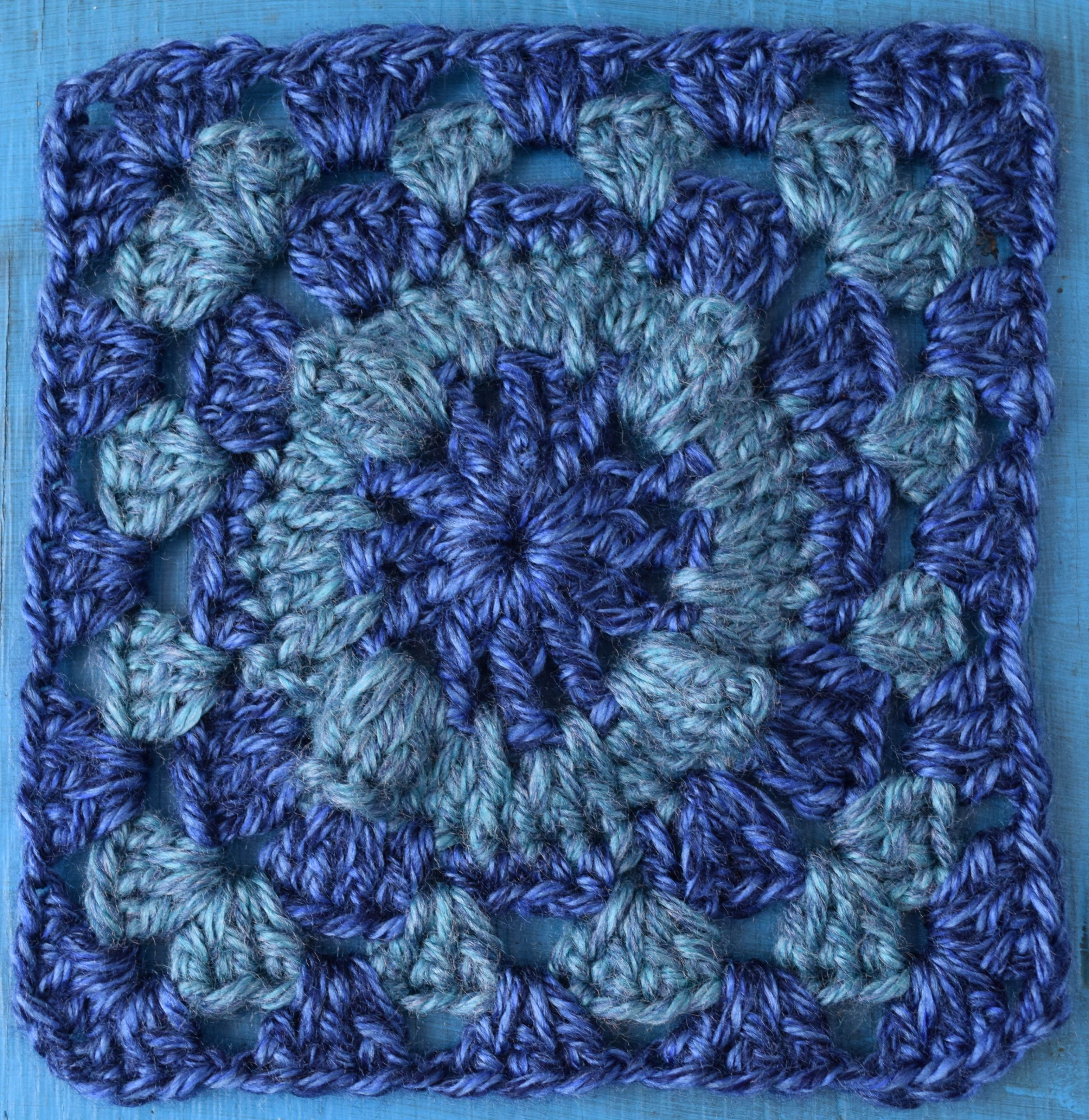 Free Crochet Granny Square: The Pattern You Didn\'t Know You Needed ...
