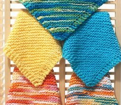 Easy Everyday Dishcloth