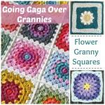 Flower Granny Squares