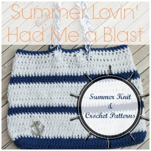 Summer Crochet and Knit Patterns