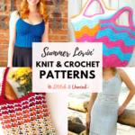 Summer Knit & Crochet Patterns