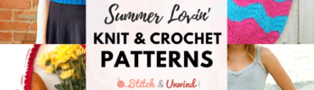Summer Knit & Crochet Patterns