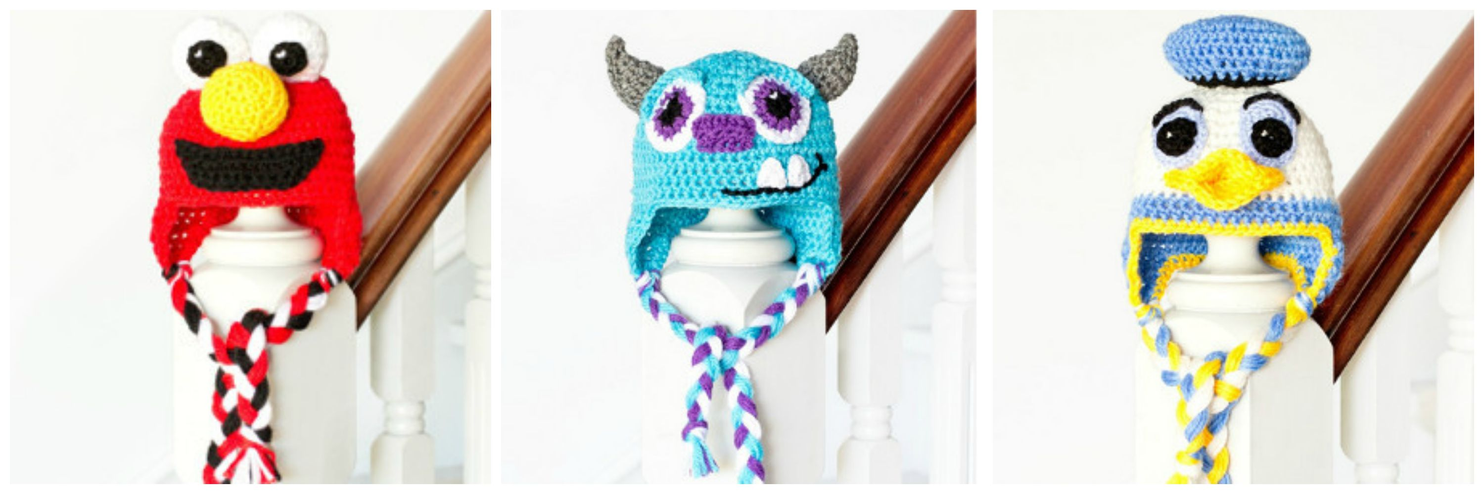 13 Character-Inspired Crochet Baby Hat Patterns - Stitch and Unwind