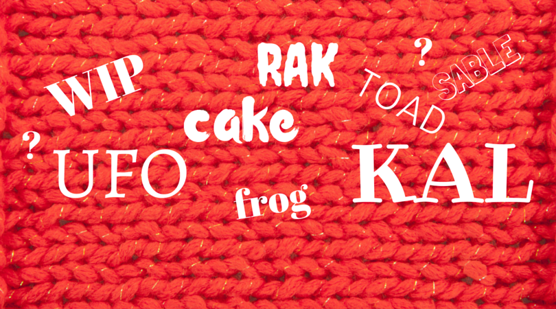 Knitters Slang: Knitting Terms You Need to Know - Stitch and Unwind