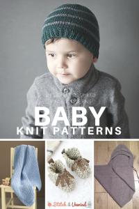 Fall Baby Knitting Patterns