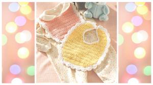 Crochet Bib Pattern
