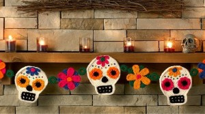 crochet halloween patterns for your home