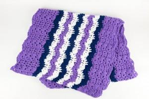 Crochet Lace Prayer Shawl