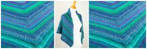 knit prayer shawl pattern