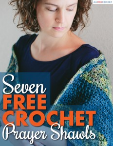 Free Crochet Prayer Shawls