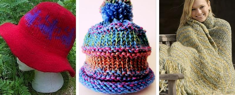 Knitting Loom Love 15 Free Patterns Stitch And Unwind