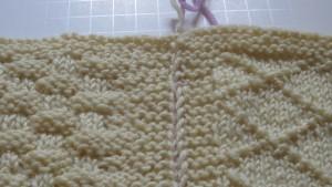 Mattress stitch tutorial by Marie Segares