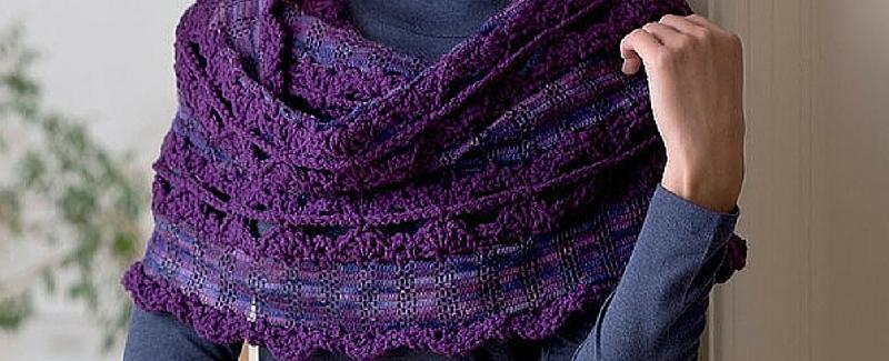 Free Pattern Friday Crochet Shawl Pattern From Red Heart Stitch