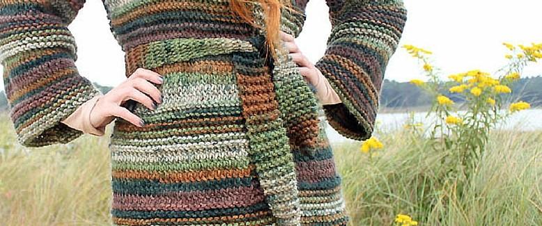 Sweater Season: Knit and Crochet Printable Patterns