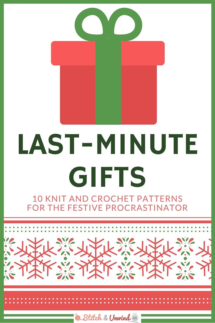 Last-Minute DIY Christmas Gifts