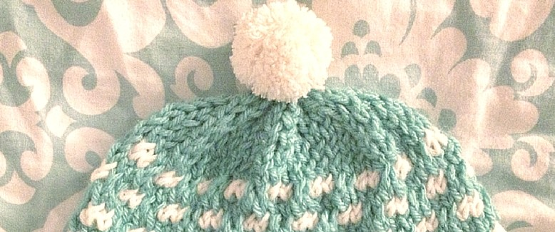 Three Cheers for Pom-Poms! 14 Knit and Crochet Hats